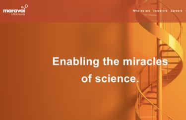 MRVI:Maravai LifeSciences Holdings(マラバイ ライフサイエンシズ)がNASDAQに上場(投資実績の追記あり)